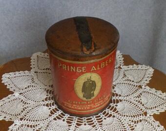 Prince Albert Crimp Cut Tin
