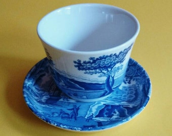 Spode Copeland Italian Design Cup and Plate