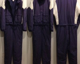 Mistral Vintage Ski Suit - Men's Size Large/X-Large