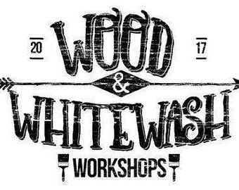 Wood & Whitewash Workshop Ticket
