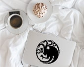 Game Of Thrones House Targaryen decal sticker for Laptop Phone Wall art Car Mirror Window Door 20
