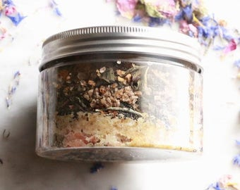 Detoxifying 3 Precious Bath Salts With Therapeutic Essential Oils