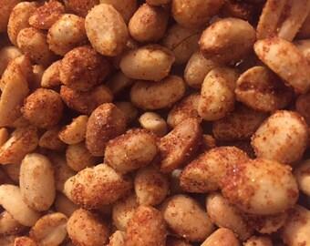 BBQ Peanuts