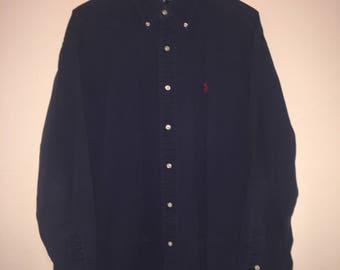 Vintage Polo Ralph Lauren Button Down
