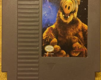 Alf Escape NES Game