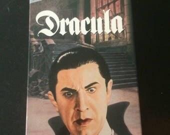 Dracula 1931 VHS - Universal Horror, Bela Lugosi
