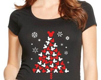 Disney Mickey Christmas Tree - Maternity