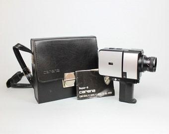 Vintage Camera - Home Movie - Retro Camera - Pictures Family - Family Movie - Travel Camera - Collectibles Camera - Movie Camera - Japan