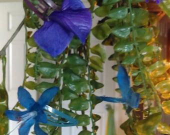 Set of 2 Flower Clips