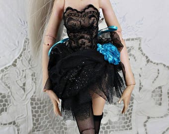 Jointed doll, bjd, plug-ins, OOAK SET special