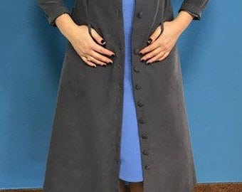 Coat dress in Grey