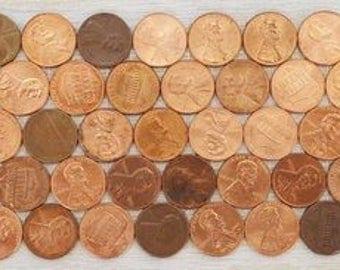 "4.5"" x 12"" US Penny Tile"