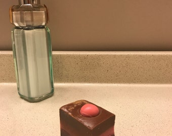 Chocolate Covered Cherry Soap