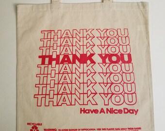 Lightweight Tote bag Canvas Bag Shopping bag Grocery Bag