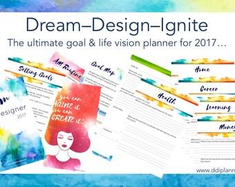 Goal Setting & Life Planner