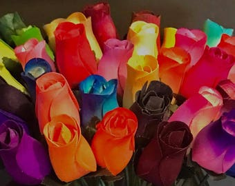 Handmade Everlasting Roses