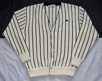 BURBERRYS cardigan vintage sweater Jacket