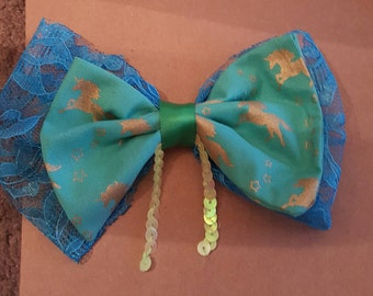 Unicorn bow