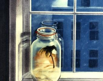 Print titled 'Morningstar's Cookie Jar'