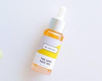 The Seed Face Oil | Super-hydrating moisturising nourishing facial oil | Handmade