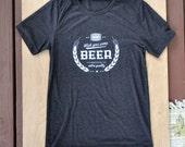 Wish You Were Beer Uni-Sex Shirt