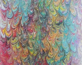 Marbled Fabrics-Marbled Cotton Fabrics-marbled Fabric Supplies