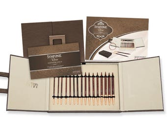 Symfonie Rose Interchangeable Circular Knitting Needle Set, by Knitter's Pride (#700101)