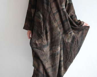The Painter...Natural hand dye (one size fit all)
