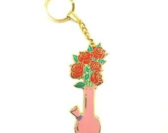 Romantic Bong Key Chain
