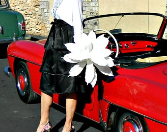 Bridesmaid Dress-Short Bridesmaid Dress-Bridesmaid Dress Short-Custom Tee Style-Wear Again Bridesmaid-Many Cotton Colors-No Measurements
