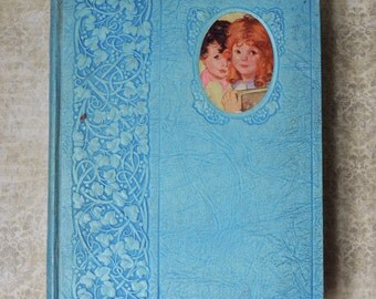 Antique 1924 Home Educator Foundation Library Child Development Book