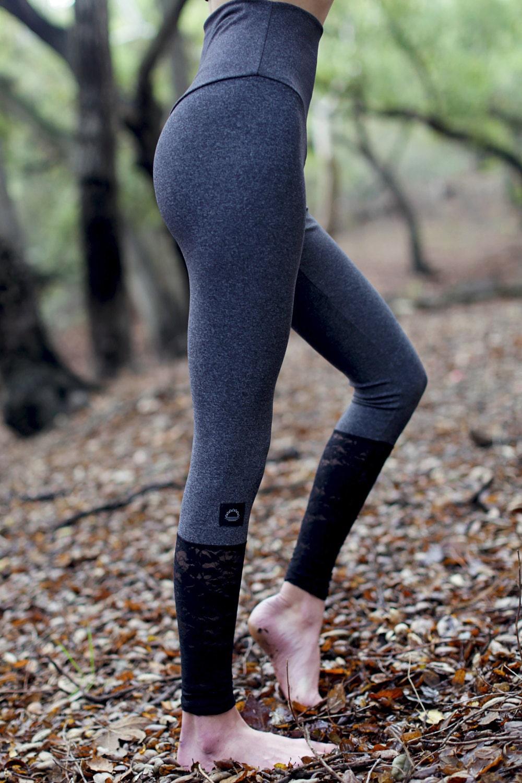 lace leggings yoga pants women yoga leggings women black