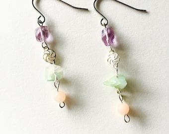 Pastel Earrings