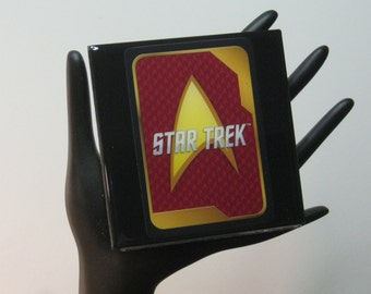 Star Trek Limited Edition Collector Card Drink Coaster