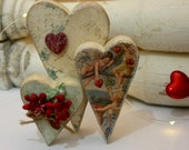 Cupid Valentine Heart Decor Primitives