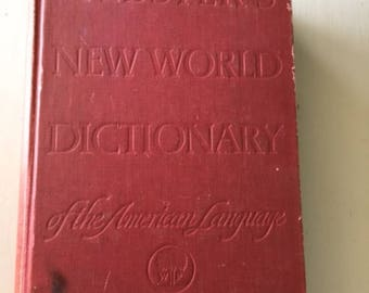 Webster's New World Dictionary of the American Language College Edition
