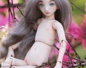 porcelain bjd art doll, 6 inch tall miniature artdoll little minion doll by lady meow