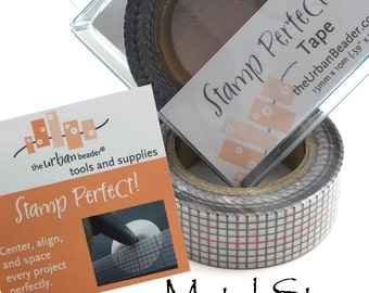 Stamp Perfect Stamp Tape by Urban Beader