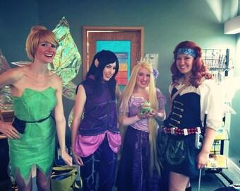 Vidia - Disney's Fairies Costume AS IS