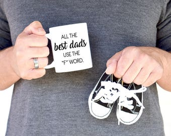 Father's Day Mug, Fathers Day Gift, Dad Mug, New Dad Mug, Father's Day, Baby Shower Gift, Funny Fathers Day Gift, Gift for Dad, Husband Gift