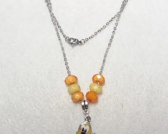 Pluto Necklace