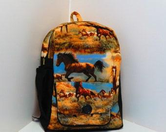 The Wild Bunch Preschool Backpack