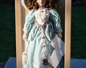 Christmas around the world doll sophie elizabeth #3794