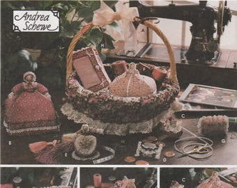 Sewing Organizers & Accessories Pattern Simplicity 7105 Uncut
