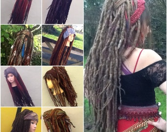 aYa Commissioned Order Dreadlock Wig 120 Single Ended Dreads