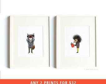 any TWO 8x10 prints for 32 - your choice - your pick prints, Illustrated Prints, Value Pack Prints, Bundle Prints, Discount, Kids Art, Baby
