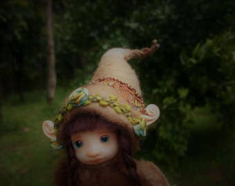 sweet  ooak posable   tiny   fairy fairie fae