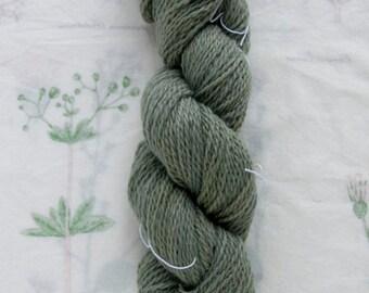 Naturally Dyed Fresh Indigo Yarn