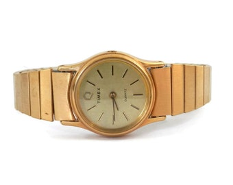 Timex Ladies Bracelet Watch Quartz Analog Display Old Store Stock