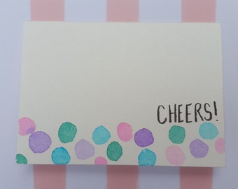Cheers to Dots!